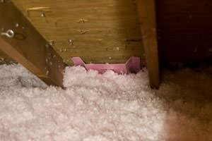 New Insulation installed in New City attic