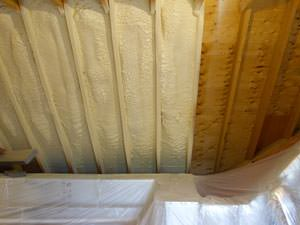 Spray Foam Insulation Installed In Monsey